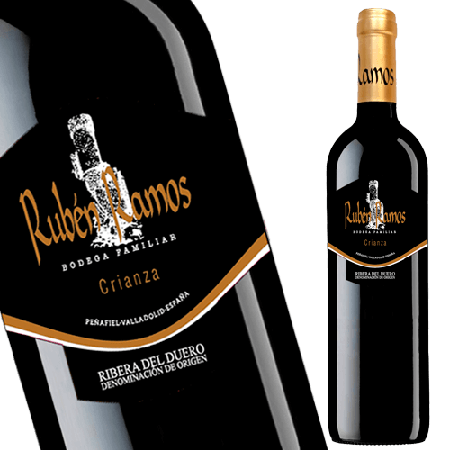 Ruben Ramos Crianza Red Wine