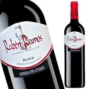 Rubén Ramos Red Wine Oak 0.75 l